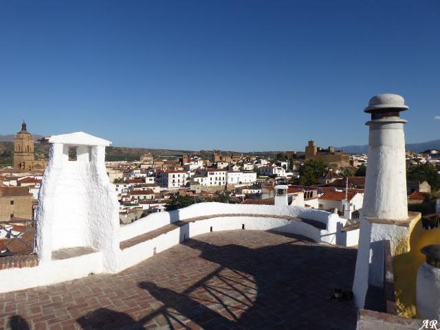 Mirador de la Magdalena de Guadix
