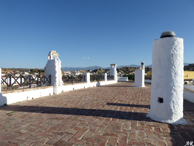 La Magdalena Viewpoint Guadix