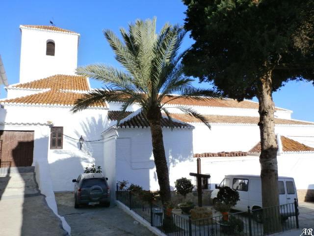 Gualchos - Iglesia Parroquial de San Miguel