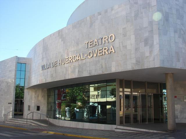Teatro de la Villa de Huércal - Overa