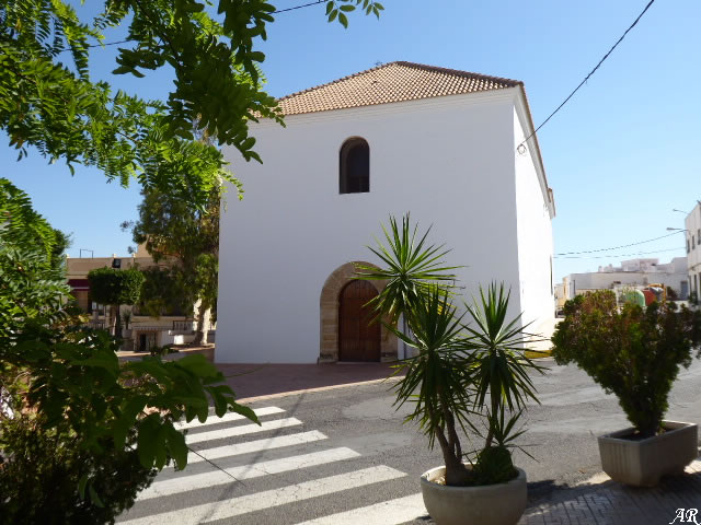 Iglesia de Santa Ana de Íllar