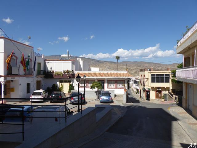 Plaza de Francisco Salvador - Instinción