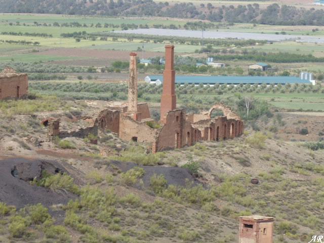 Complejo Minero de Santa Constanza - Jérez del Marquesado
