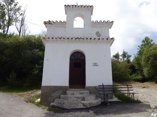 Ermita de San Antón de Jérez del Marquesado