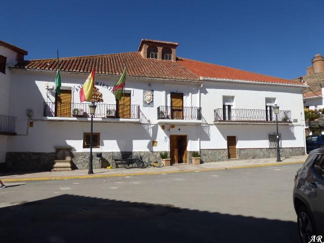 Ayuntamiento de La Calahorra