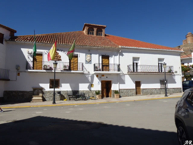 La Calahorra Town Hall