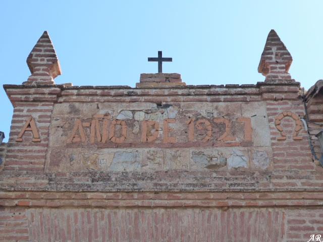 Camposanto de La Calahorra - Cementerio