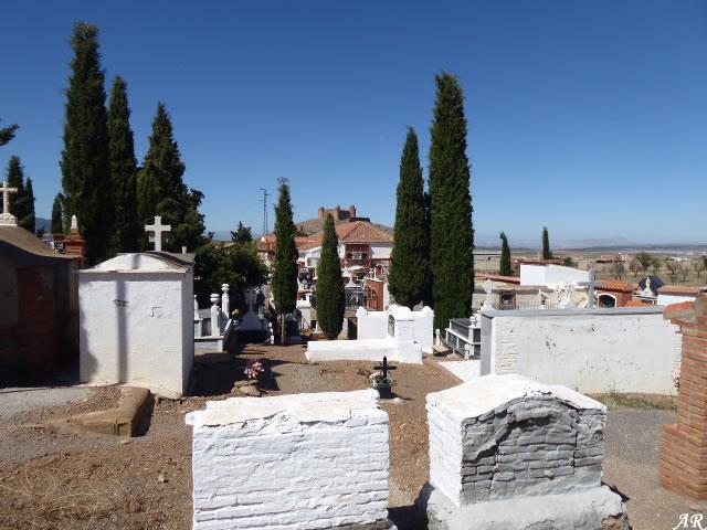 Cementerio de La Calahorra