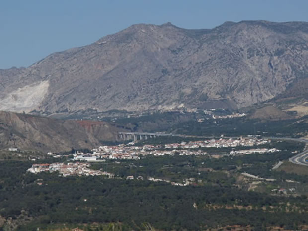 Lecrín, Valle de Lecrín, Granada
