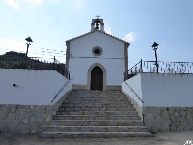 Iglesia de San Sebastián - El Marchal de Lubrín