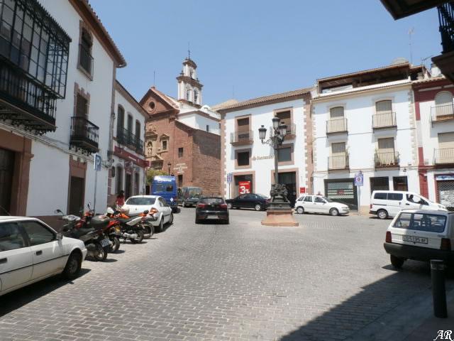 Plaza Hijas de la Caridad de Montoro