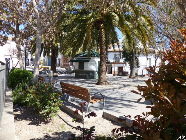 Plaza Cervantes de Monturque