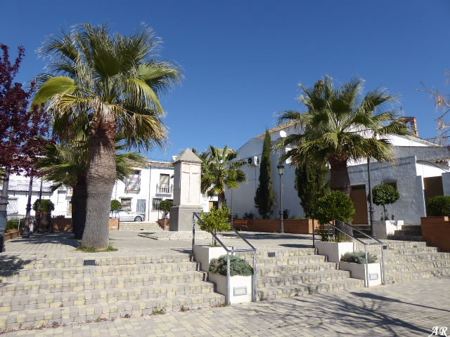 Plaza de la Barrera de Monturque