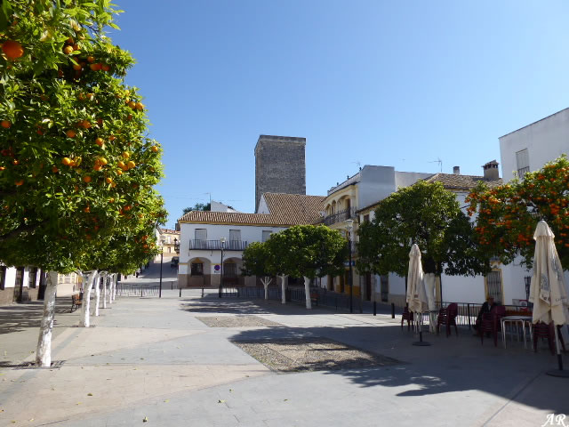 Plaza de la Constitución de Monturque