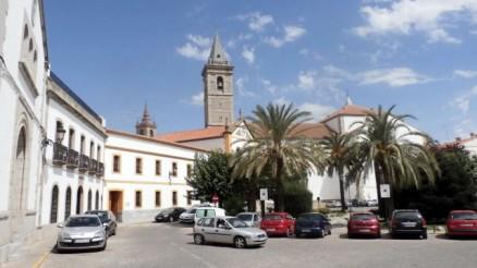 Pozoblanco - Plaza de la Iglesia
