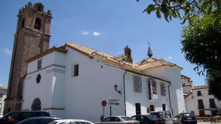 Iglesia de Nuestra Señora de la Asunción en Priego de Córdoba