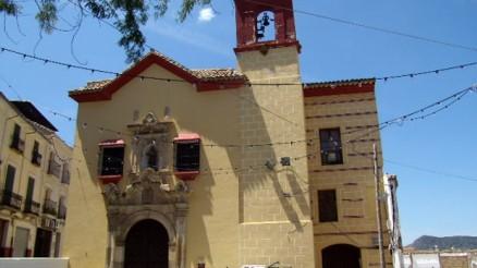 Iglesia de San Pedro en Priego de Córdoba