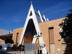 Iglesia de los Desamparados - Puente Genil