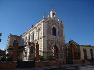 Parroquia de Nuestra Señora del Carmen de Puente Genil