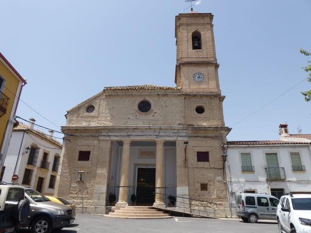 Iglesia de Ntra. Sra. de Gracia - Pedanía de Zambra