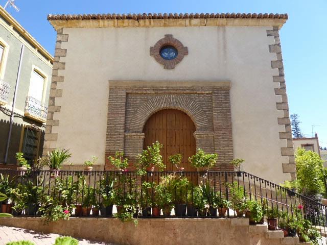 Iglesia Parroquial de Santiago Apostol de Terque