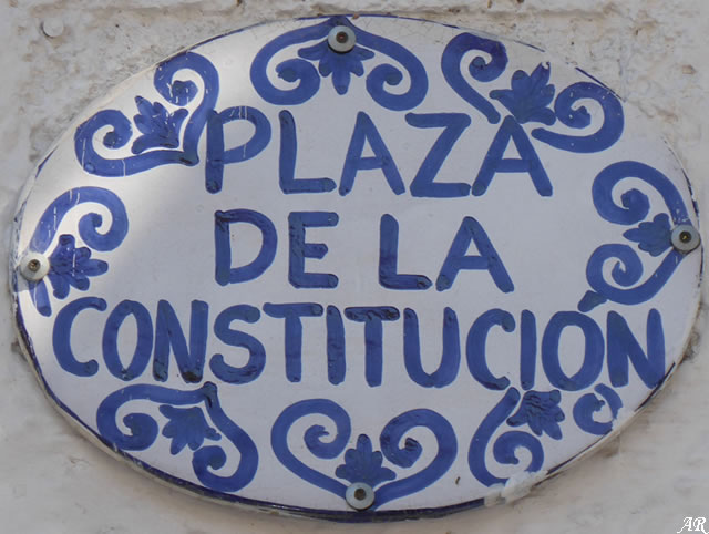 Plaza de la Constitución de Terque