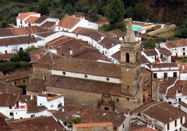 Iglesia de San Marcos de Alájar