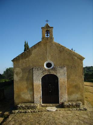 Alcalá de Guadaíra - San Roque Chapel
