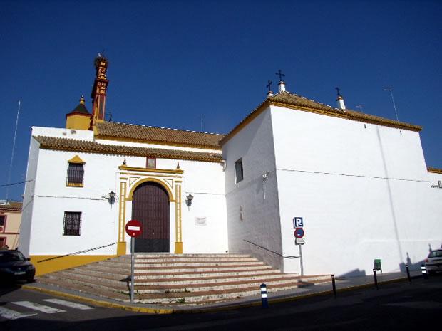 Iglesia de san sebasti n monumento religioso de alcal de guada ra - Alquiler de casas en alcala de guadaira ...