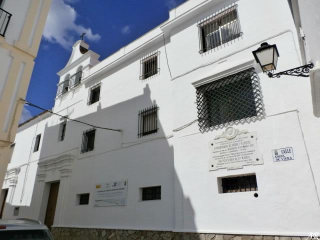 BEATERIO DE JESÚS, MARÍA Y JOSÉ - Alcalá de los Gazules