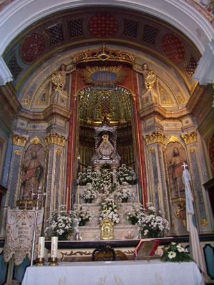Sanctuary Chapel of Our Lady of Saints