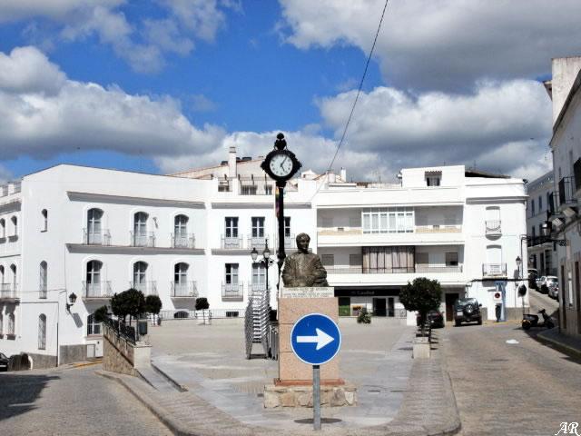 Plaza Alameda de la Cruz