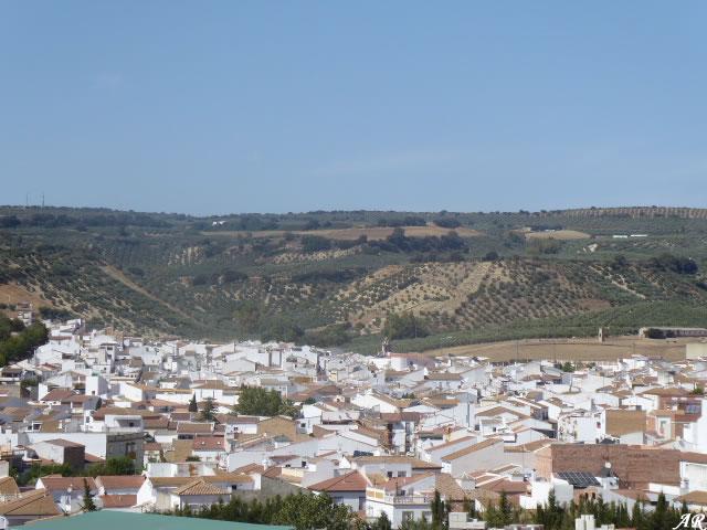 Panorámica de Alcalá del Valle - Cádiz