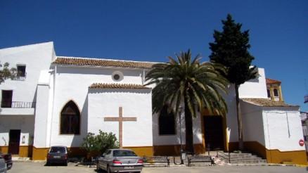Iglesia del Dulce Nombre de Jesús de Algámitas 9/05/2012