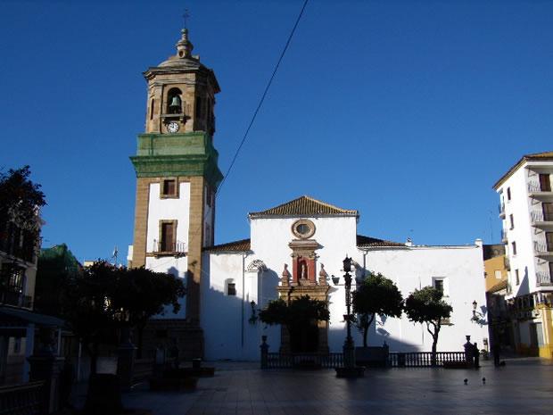 Iglesia de Nuestra Señora de la Palma en Algeciras