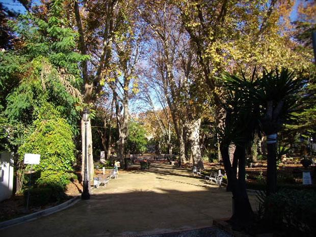 Maria Cristina Park - Algeciras