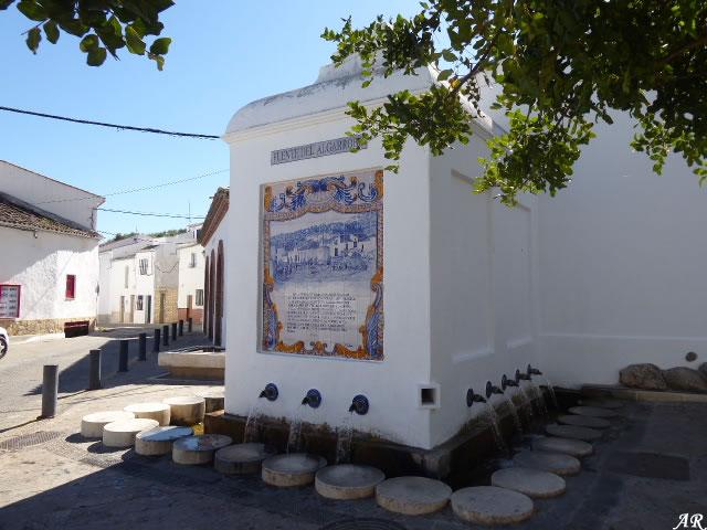 Fuente del Algarrobo / Fuente Baja - Algodonales