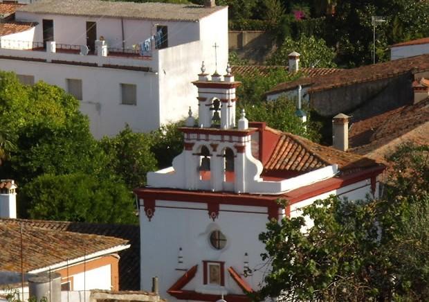 Ermita de la Trinidad de Almonaster la Real