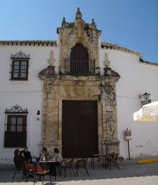 House of the Marqueses of la Peña de los Enamorados
