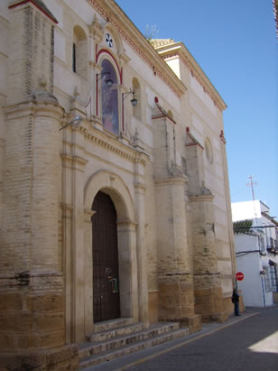 Convent of Our Lady of the Rosary (The Nuns) Arahal