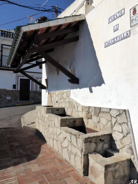 Calcetilla Fountain Benalup Casas Viejas