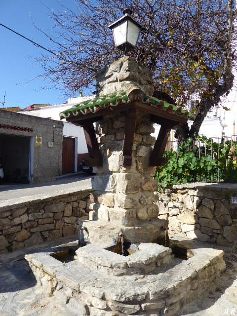 Vaqueros Fountain - Benalup Casas Viejas