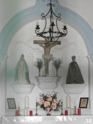 Benaocaz - Ermita del Calvario