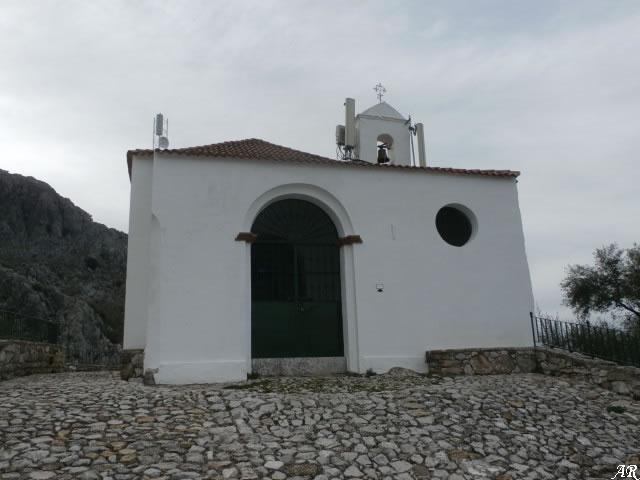 Calvario Chapel - Benaocaz
