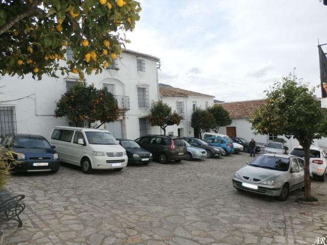 Cantillo Square - Benaocaz