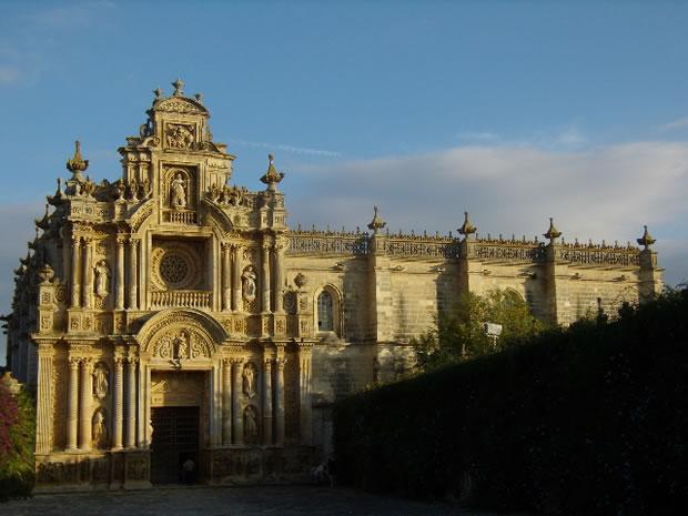 Carthusian Monastery of Santa María de la Defensión Jerez de la Frontera