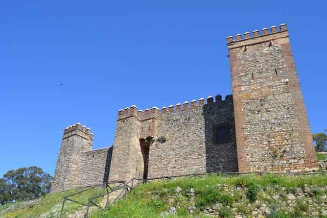Cortegana Castle - Medieval Fortress