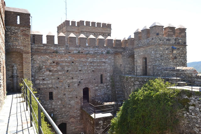 Castillo Fortaleza Medieval de Cortegana - Castillo de Cortegana