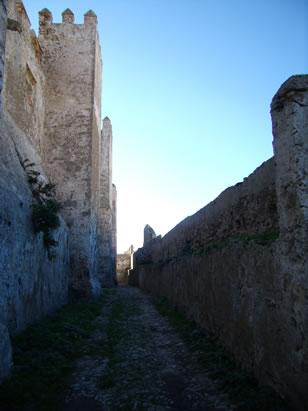 Castillo de Tarifa - Alcazaba Califal de Guzmán El Bueno