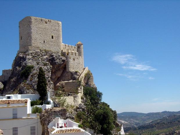 Cádiz Province - Olvera Castle